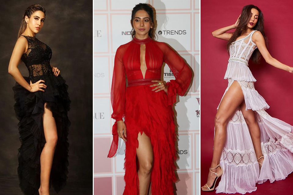 Dazzlerr - Vogue Beauty Awards 2019 - Red Carpet Looks of Bollywood Stars