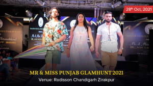 Dazzlerr :: Mr & Miss Punjab Glamhunt 2021