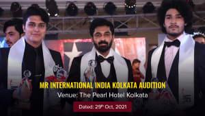 Dazzlerr :: Mr International India Pune Audition