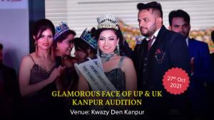 Dazzlerr :: Glamorous Face of Up & Uk Kanpur Audition