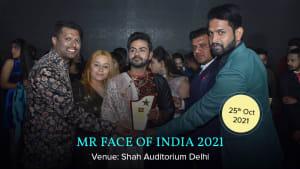 Dazzlerr :: Mr Face of India 2021
