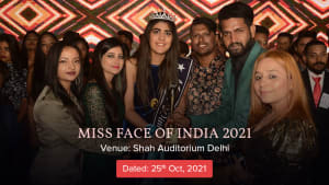Dazzlerr :: Miss Face of India 2021