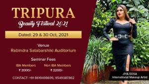 Dazzlerr :: Tripura Beauty Festival 2021