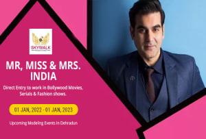 Dazzlerr : Mr Miss Mrs India Modeling Events In Dehradun