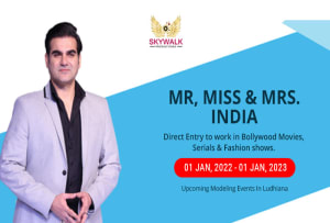 Dazzlerr : Mr Miss Mrs India Modeling Events In Ludhiana