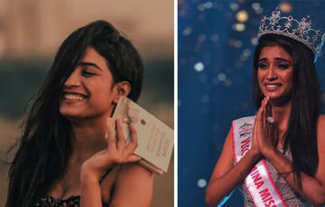 Dazzlerr - The Journey of The VLCC Femina Miss India 2020 runner-up Manya Singh