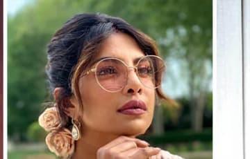 Dazzlerr - Sizzling Desi Outfits of Priyanka Chopra Jonas