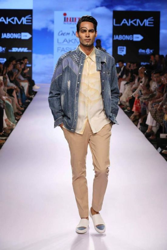 Dazzlerr - How to Make it as a Male Model in India