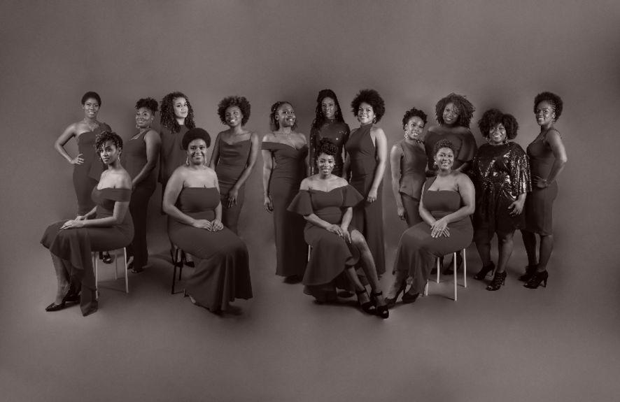 Miss Black Hair Nederland Verkiezing 2019