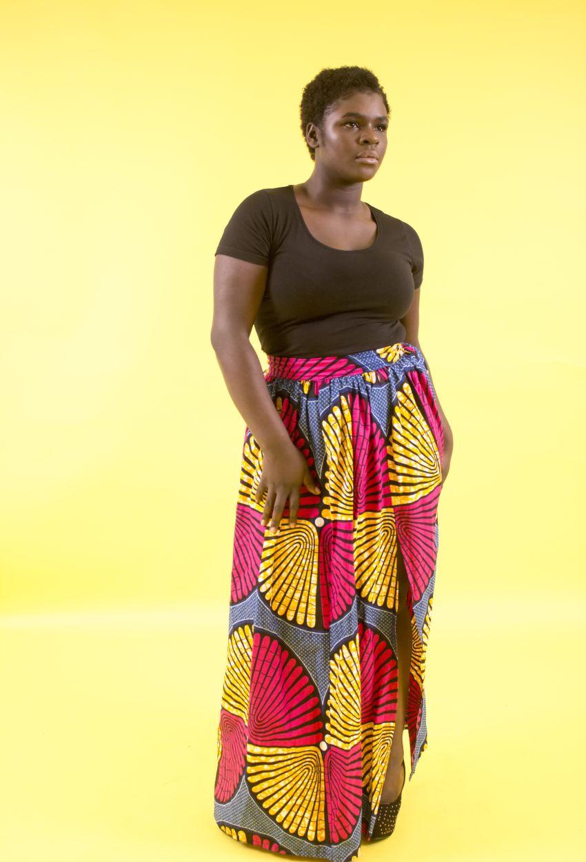 """Miss Josepha Aboa Befolo <i>""""She's like water. Powerfull to drown you and deep enough to save you""""</i>"""