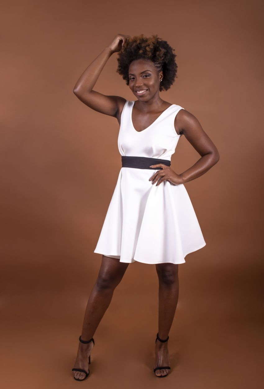 """Miss Shanisa Cecilia <i>""""Be the role model you needed when you were younger""""</i>"""