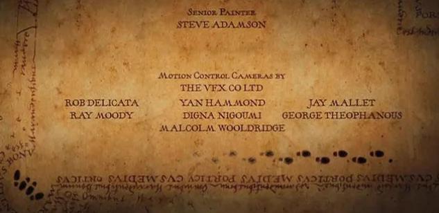 """Автор титров к фильму """"Гарри Поттер и узник Азкабана"""" зашифровал в них интимную сцену"""