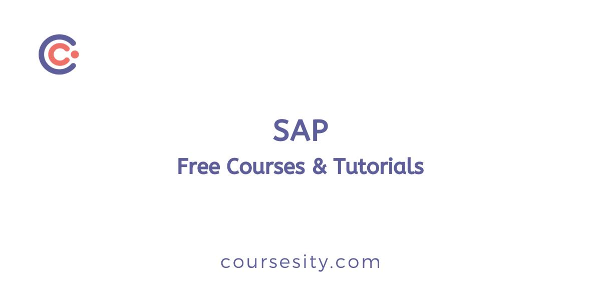 sap training online free