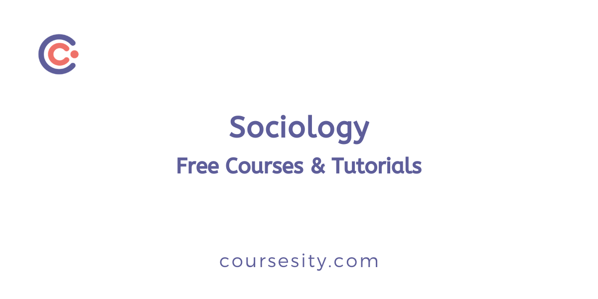 free online certificate courses in sociology