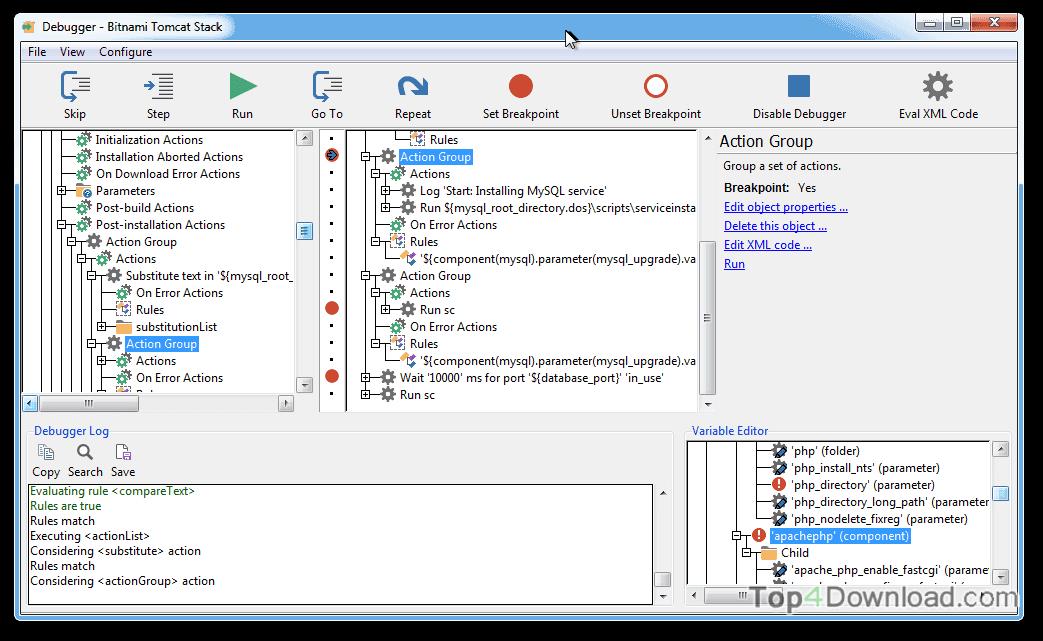 BitRock InstallBuilder Professional screenshot
