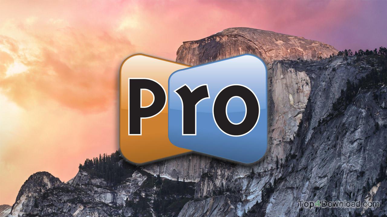 ProPresenter for Mac OS X screenshot