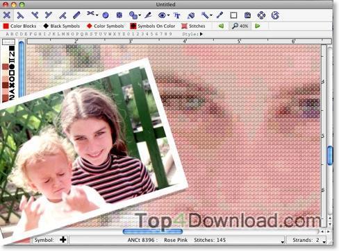 MacStitch screenshot