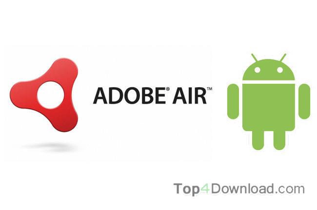 Adobe AIR screenshot