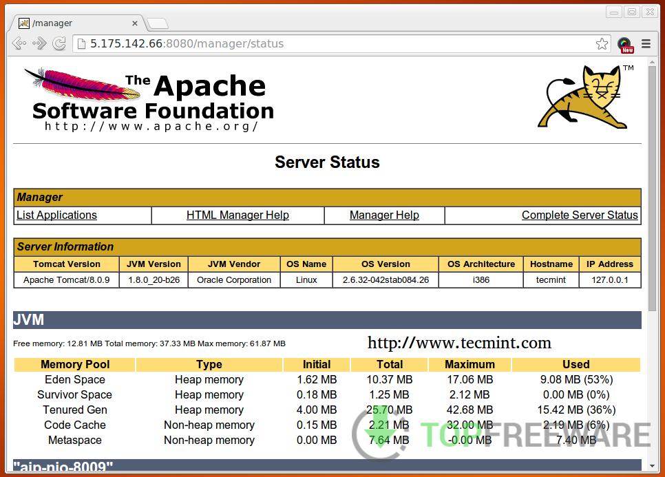 apache tomcat server free download for windows 10 64 bit