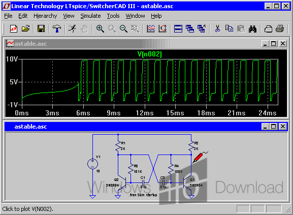 LTspice IV - Windows 10 Download
