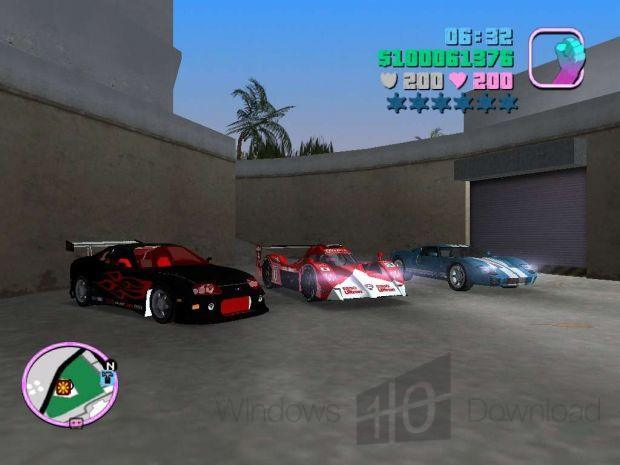 Grand Theft Auto: Vice City Ultimate Vice City Mod - Windows