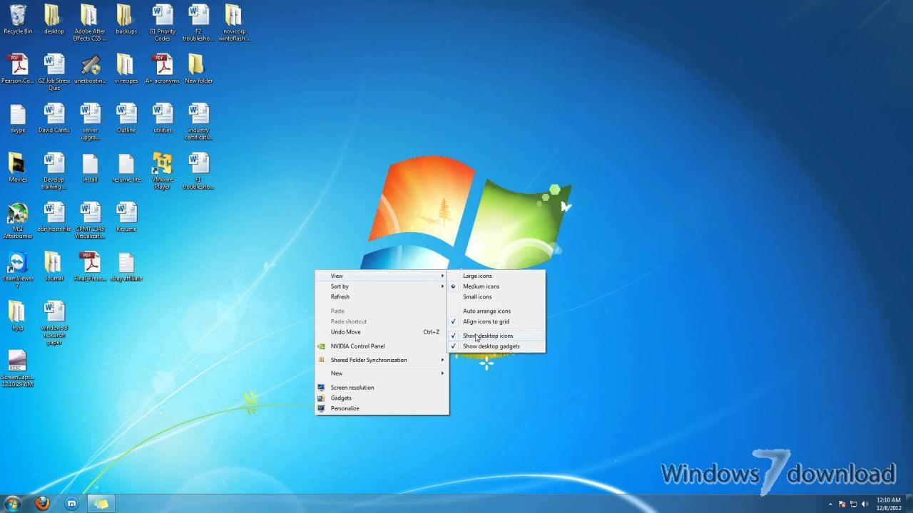 Windows 7 for windows 7 the next version of windows from for What is microsoft windows