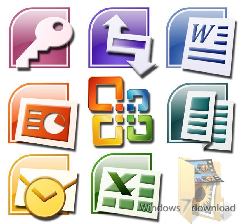 Microsoft office 2007 for windows 7 try office professional 2007 microsoft office 2007 screenshot ccuart Image collections