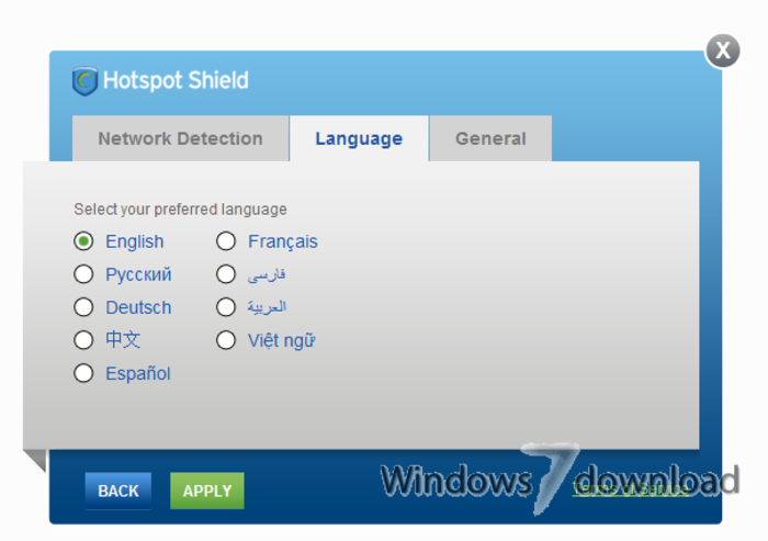 Install Hotspot Shield Free Download