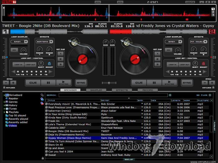 descargar virtual dj home 7 gratis en español con crack