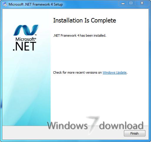 download net framework v4.0.3019 for windows 7
