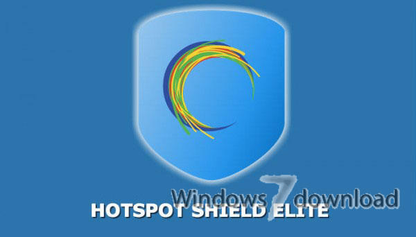 hotspot shield for windows 7