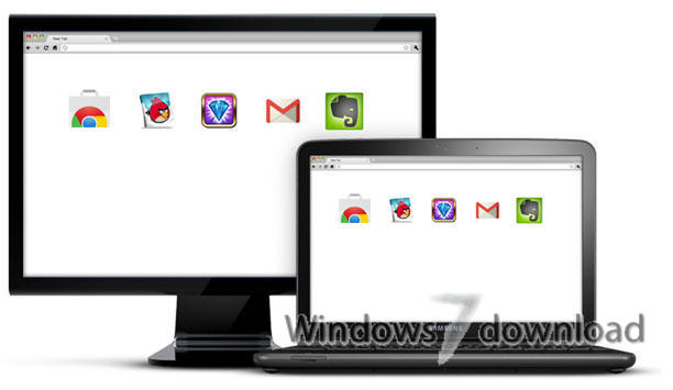 Google Chrome for Windows 7 - Browse the web, Chrome Fast - Windows