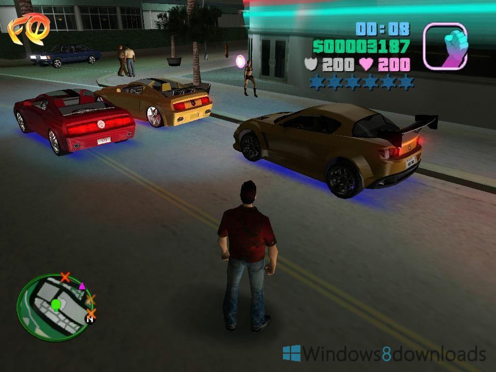 Grand Theft Auto: Vice City Ultimate Vice City Mod - Windows 8 Downloads