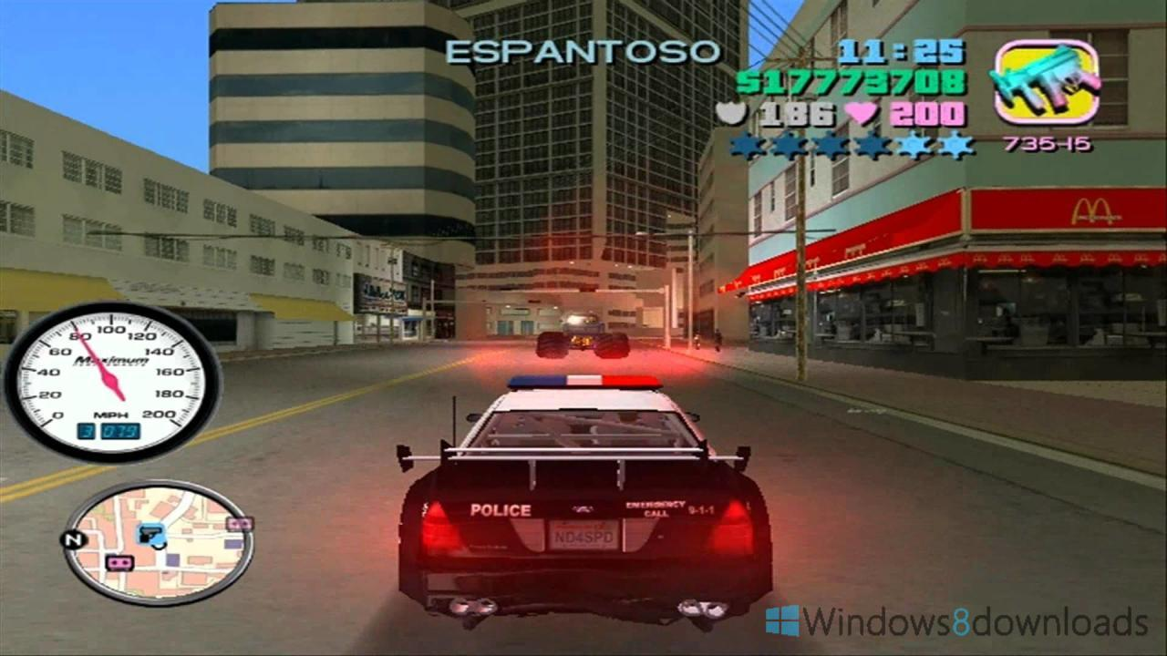 grand theft auto vice city game free download for windows 8