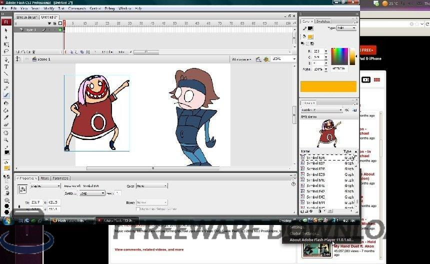 Adobe Flash Player 32.0.0.465 full