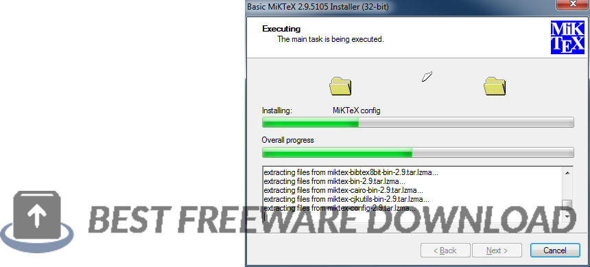 MiKTeX 64bit 21.2 full