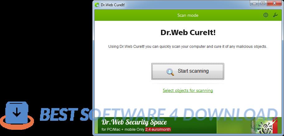 Dr.Web CureIt! 30 March 2020 full