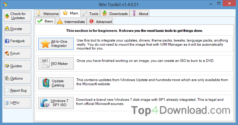 Win Toolkit 1.7.0.15 full