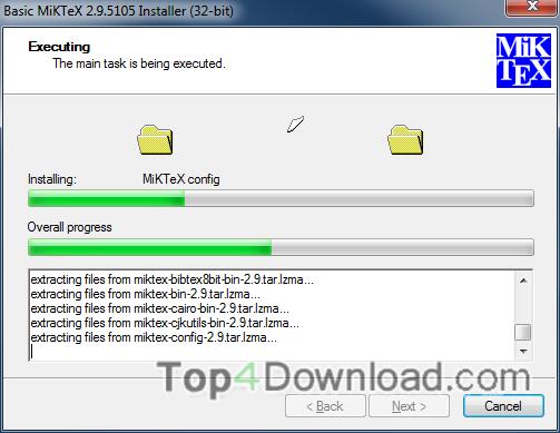 MiKTeX 64bit 21.6 full