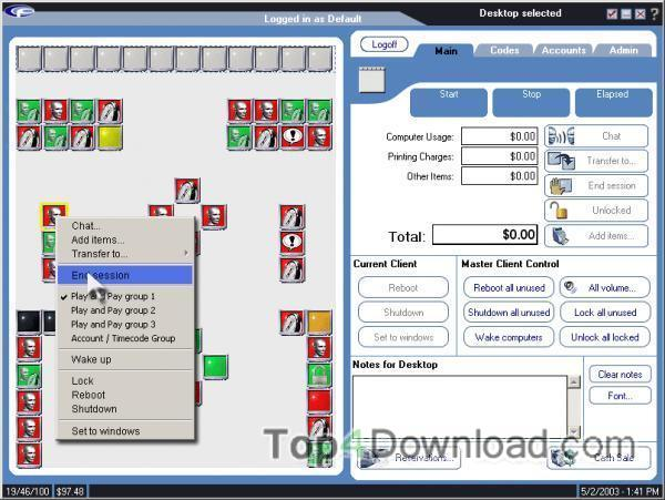 CyberCafePro Client 6.3.17 full