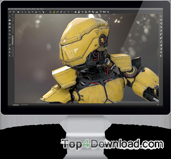 DAZ Studio for Mac OS X 4.15.0.2 full