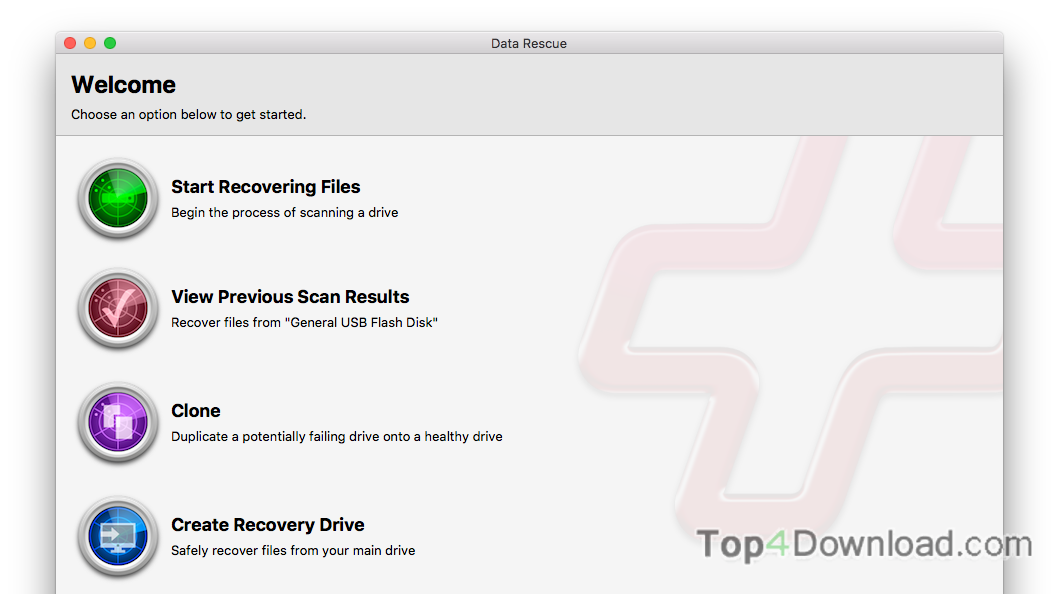 Data Rescue PC 6.0.0 full
