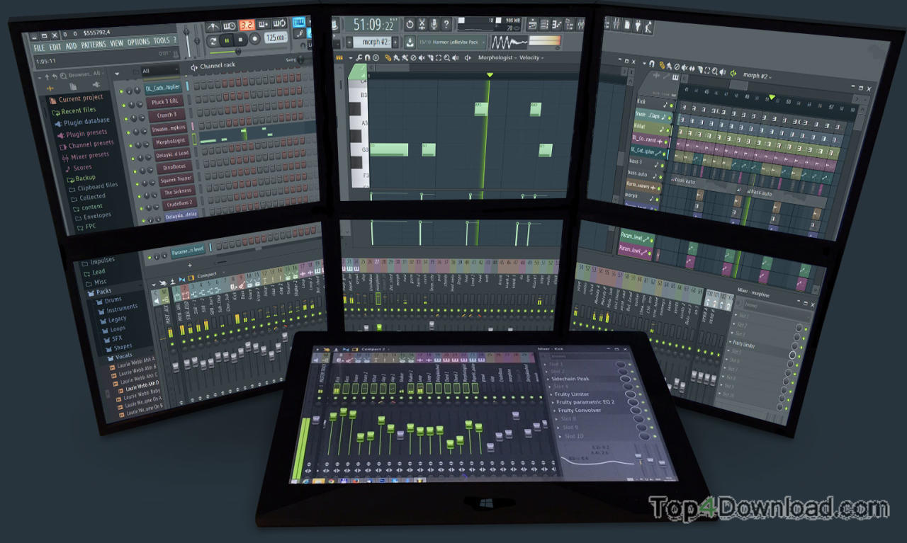 FL Studio 20.7.0 B1714 full