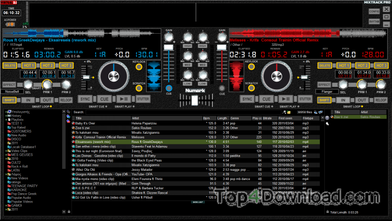 virtual dj pro full 7.4 free  latest version 2013