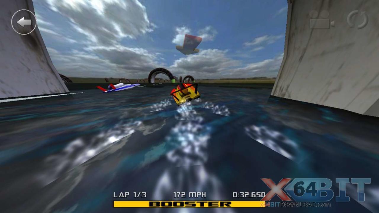 3D Boat Race for Windows UWP screenshot