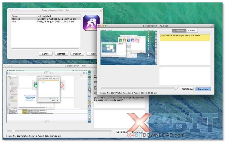 ScreenHaven screenshot