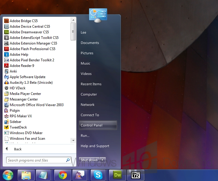 ViStart - Windows 10 Download