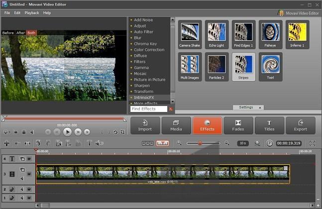скачать Movavi Video Editor 11 - фото 9