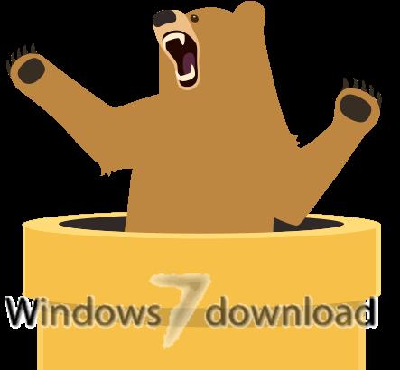 Windows 7 TunnelBear 3.7.8.0 full