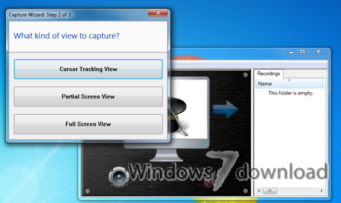 Windows 7 ZD Soft Screen Recorder 11.1.17.0 full